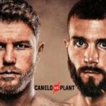 Canelo Alvarez vs Caleb Plant