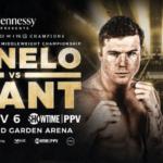 Canelo Alvarez vs Caleb Plant Showtime PPV