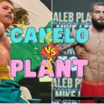 Canelo vs Plant