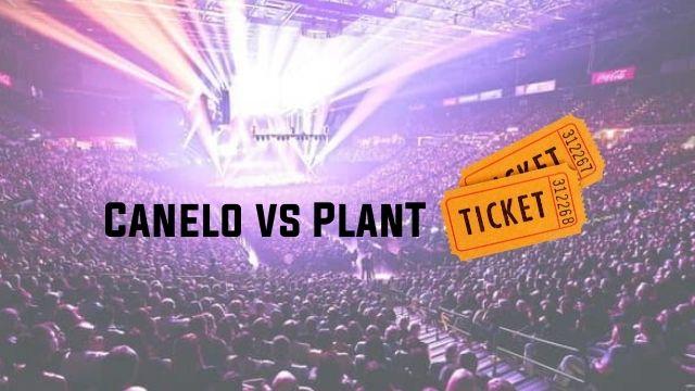 canelo vs plant tickets